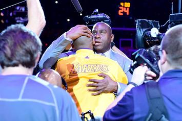 Magic Johnson Turned Down DeMarcus Cousins Deal Because Of Injury Wait