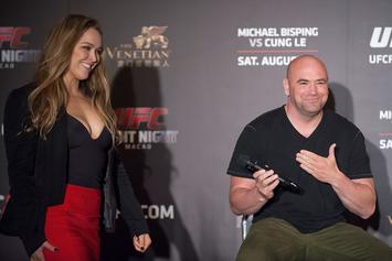 Ronda Rousey Set To Become First Woman Inducted Into UFC Hall Of Fame
