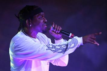 """Pusha T Says He'll Listen To Drake's """"Scorpion"""" To Compare To """"Daytona"""""""