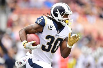 "Todd Gurley Says ""2021 NFL Lockout"" Will Pave Way For Guaranteed Contracts"