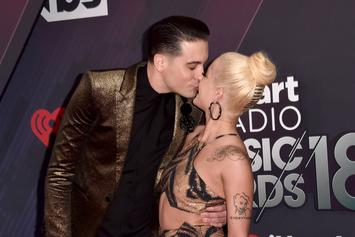 Halsey Gives Hint That G-Eazy Cheated On Her