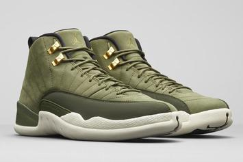 "Chris Paul x Air Jordan 12 ""Class Of 2003"" Makes Retail Debut This Weekend"