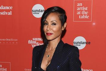 "Jada Smith Talks Past Sex Addiction: ""Everything Could Be Fixed By Sex"""