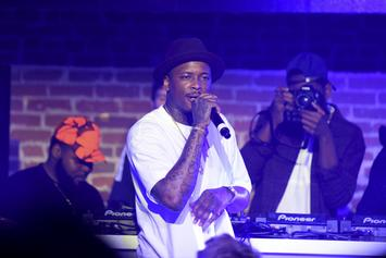 YG Arrested For Las Vegas Chain Robbery: Report