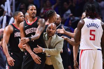 """Clippers Offering Fans Access To """"Secret Tunnel"""" That Rockets Used"""