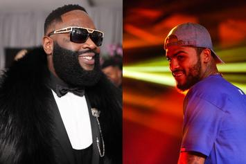 Rick Ross & Dave East Talk Collaborating, Fresh Prince, & More
