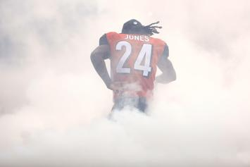 """Pacman Jones Tells Fellow NFLers """"Figure Out Another Way"""" To Protest"""