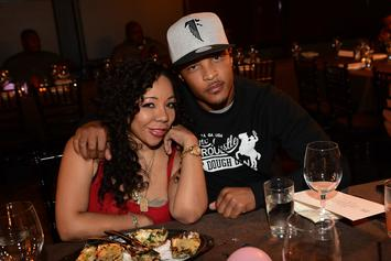 "T.I.'s Stern Birthday Message To Wife Tiny: ""I Gotta Let You Do Your Thing"""