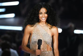 Ciara Drops A Date While Using The Hashtag That Previously Got Her Dragged