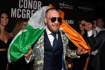 Conor McGregor Says He Attended World Cup Final As Vladimir Putin's Special Guest