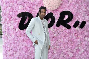 A$AP Rocky X Under Armour Sneaker Collab: Clearest Look Yet