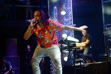 """Wale Tweets After Car Accident: """"Thank God For These Reflexes"""""""