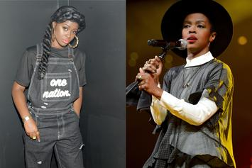 "Tierra Whack Speaks On Backstage Encounter With Her ""Idol"" Lauryn Hill"