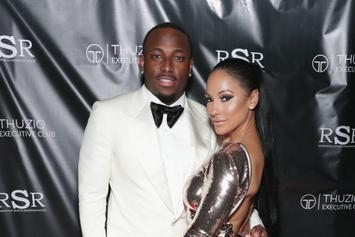 Delicia Cordon Moves Out Of LeSean McCoy's Home After Assault