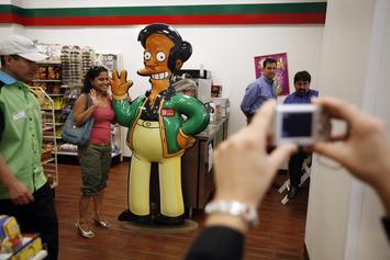 """Simpsons"" Creator Matt Groening Speaks Out Against Apu Controversy"