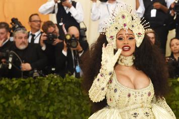 """Cardi B Hasn't Hired A Nanny Yet Because She Wants To """"Learn How To Be A Mom"""""""