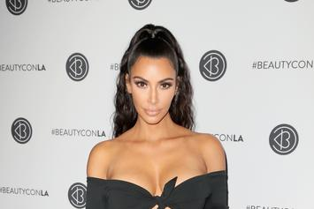 Kim Kardashian Reportedly Pulled In $1 Million A Minute From New Fragrance