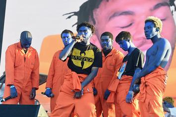 Brockhampton Address Ameer Vann's Departure From The Group