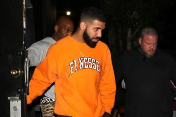"Designer Behind Drake's Orange ""Finesse"" Sweater Says His Blowup ""Was Perfect Timing"""