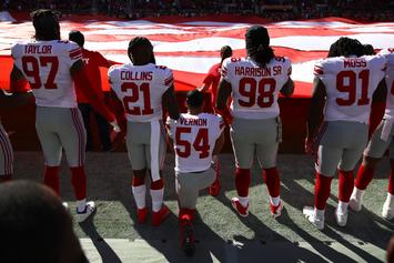 """NFL, NFLPA Announce """"Standstill"""" On National Anthem Policy"""