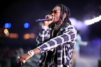 Offset Reportedly Arrested For Gun Possession