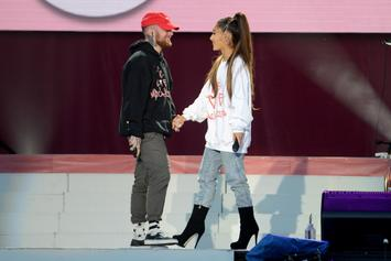 """Mac Miller Opens Up About Split With Ariana Grande: """"It's All Positive Energy"""""""