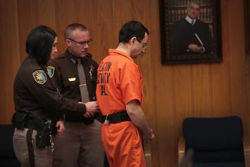 Larry Nassar Attacked Within Hours Of Joining General Prison Population