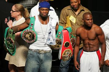 50 Cent Exposes Floyd Mayweather's Troubling History Of Domestic Violence