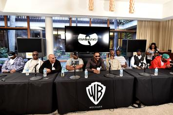 Wu-Tang Clan Teases Anniversary Tour, Reveal New LP Cover Art & Release Date