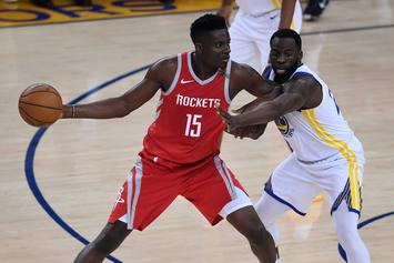 Houston Rockets Sign Clint Capela To 5 Year, $90 Million Extension
