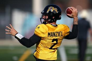 Johnny Manziel Gets First CFL Start Against Team That Traded Him