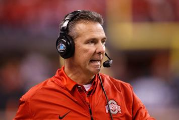 Urban Meyer Placed On Administrative Leave Amid OSU Investigation