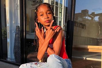 11-Year-Old Alaya High Becomes Youngest Rapper To Sign With Empire