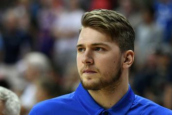 Luka Doncic NBA 2K19 Rating Revealed