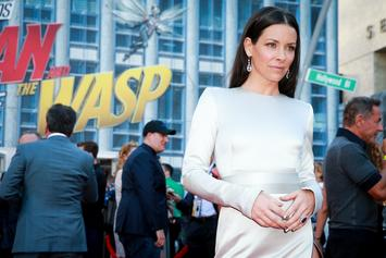 """Evangeline Lilly Says She Was Cornered Into Doing Nude Scenes On """"Lost"""""""