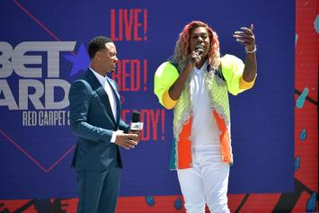 "Freedia Says She Hit Up Drake After ""Nice For What"" Video Snub"