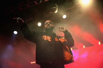 "Nav Pokes Fun At His ""Yosemite"" Verse With Self-Deprecating ""Arthur"" Meme"