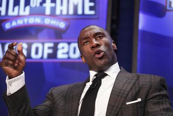 "Shannon Sharpe ""Disappointed"" In Michael Jordan's Response To Trump"
