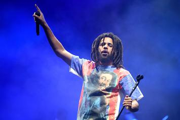 """J. Cole Teases New Project """"The Off Season"""""""