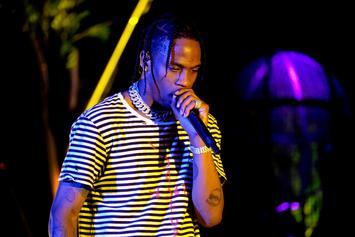 "Travis Scott & Drake's ""Sicko Mode"" Aiming For Top 10 On Hot 100 Chart"