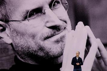 """Apple's CEO Says Streaming Competitors Are """"Draining The Humanity Out Of Music"""""""