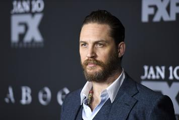 """Tom Hardy """"Fonzo"""" Photo Gives Another Look At Insane Transformation Into Al Capone"""