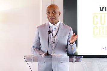 """Russell Simmons Demands $35K From Rape Accuser For """"Baseless"""" Lawsuit: Report"""