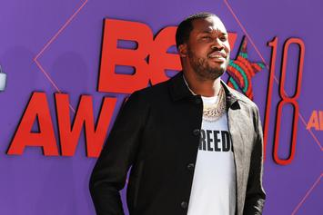 Meek Mill Seemingly Replies To Nicki Minaj Namedrop With Comical Bewilderment