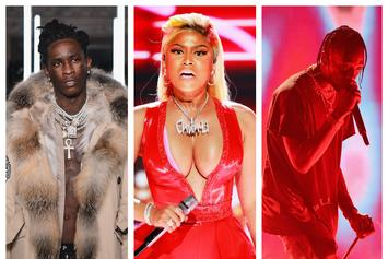 "Nicki Minaj, Travis Scott and Young Thug Run This Week's ""FIRE EMOJI"" Playlist"