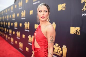 Halsey Slams Haters Calling Her Natural Hair A Wig
