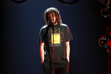"""Top Tracks: J. Cole's """"Album Of The Year"""" Freestyle Is The New #1"""