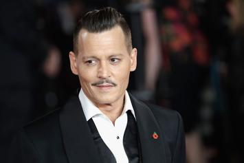 Johnny Depp Claims Ex-Wife Amber Heard Defecated In Their Bed Out Of Anger