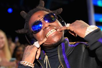 Kodak Black Skipping Vegas-Style Party To See Mother Upon Prison Release: Report
