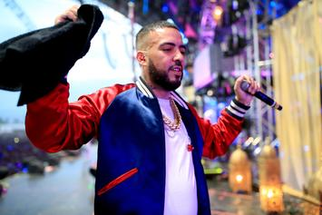 French Montana Reveals Which (Former) Sister-In-Law He Would Smash